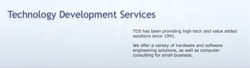 Technology Development Services